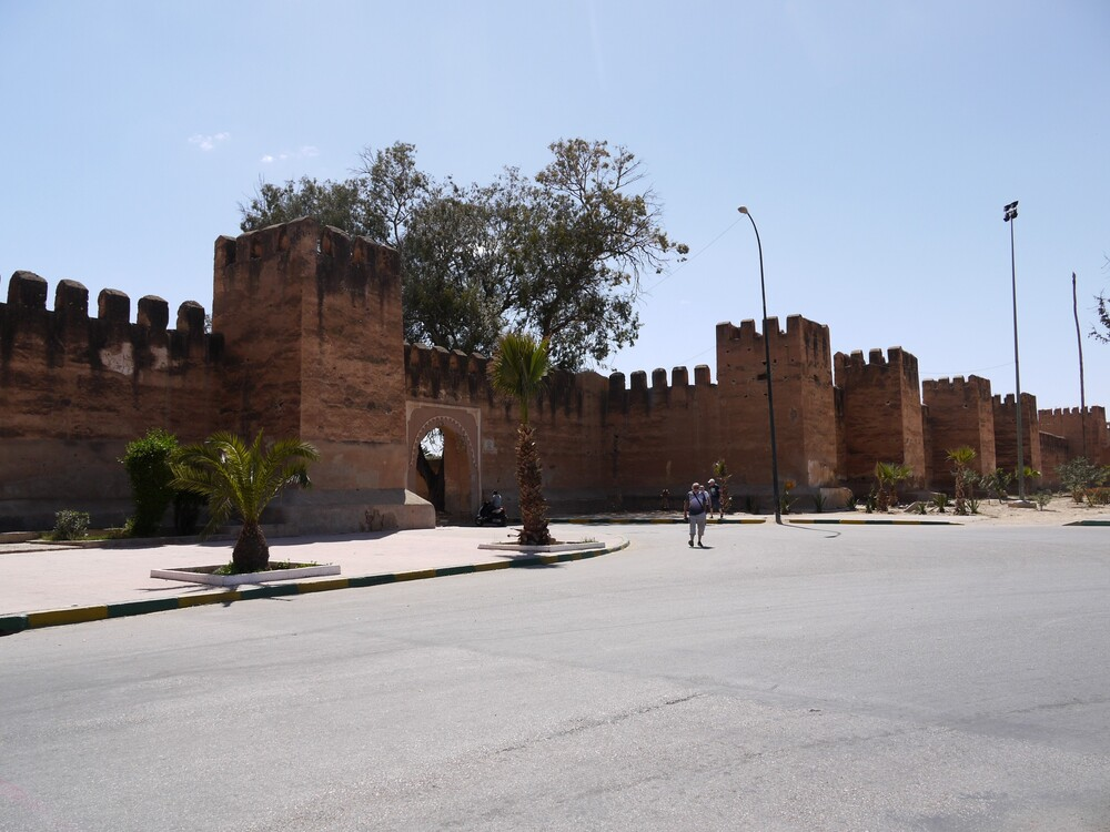 Les remparts de Taroudant