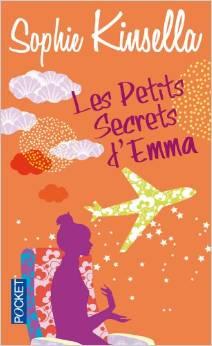 Les petits secrets d'Emma, par Sophie KINSELLA