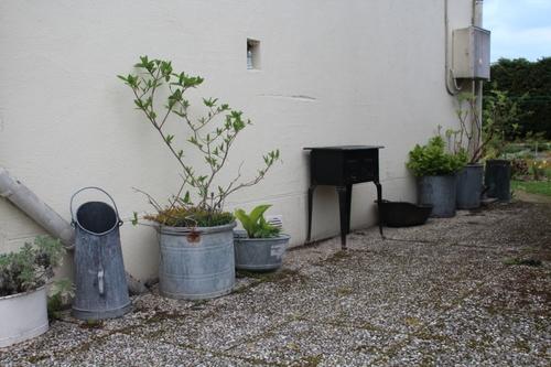 Décoration du jardin X fait