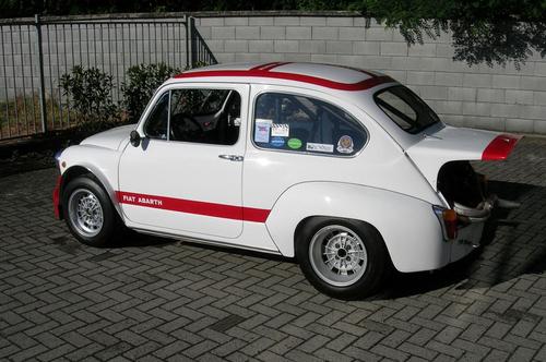 Fiat Abarth 1000TCR de 1966