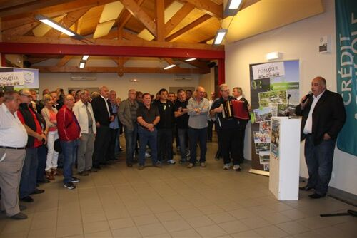 Reception du Vendredi 10 octobre 2014  Lavilledieu