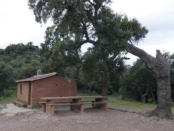 La Cabane des Gardes