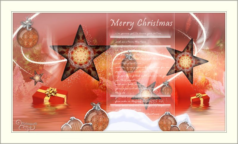 *** Merry Christmas  - ASDwebdesigns for TD-Studio ***