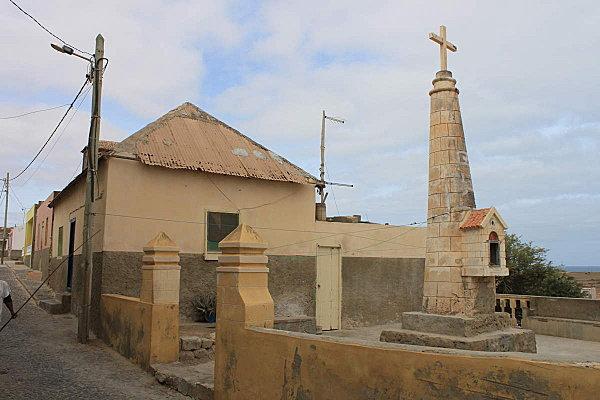 Rabil, traversée du village