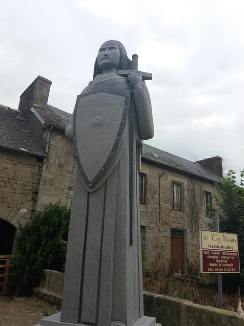 La vallée des Saints ( Côte d'Armor )