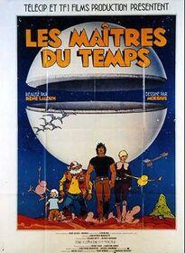 BOX OFFICE FRANCE 1982 LES MAITRES DU TEMPS