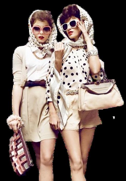 Femmes Glamour Série 16