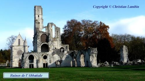 Abbaye Royale de Chaalis (Oise)…