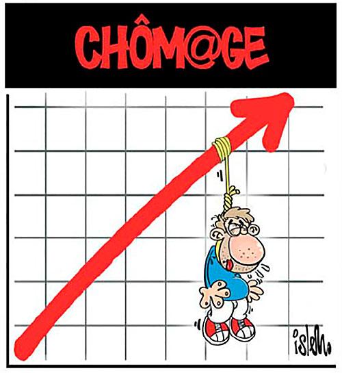 L'inversion du chômage attendra, ce n'est pas encore pour demain!