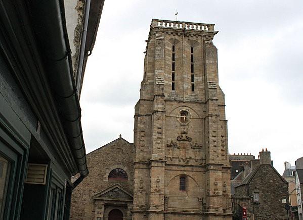 Morlaix16 église saint-mathieu (16èsiècle)