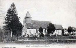LES REMPARTS D'AUVILLARS (Calvados)