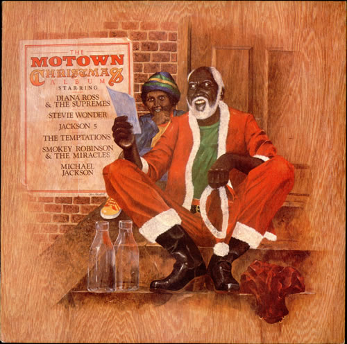 "Various Artists : Album "" The Motown Christmas Album "" Tamla Motown Records STML 12037 [ UK ]"