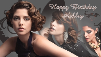 Wallpaper Happy B Ashley G