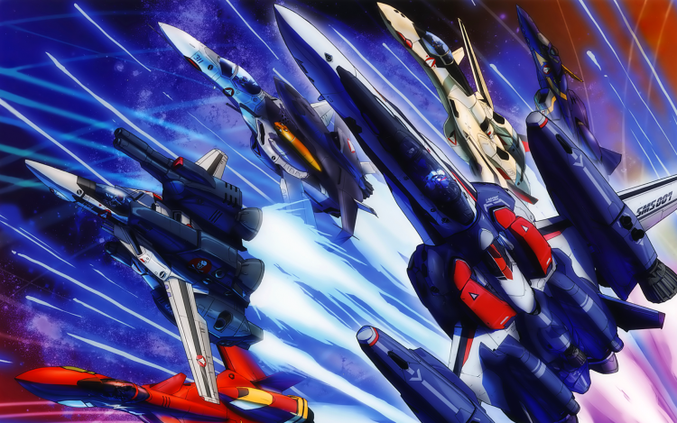 Macross France Fan Club le Site