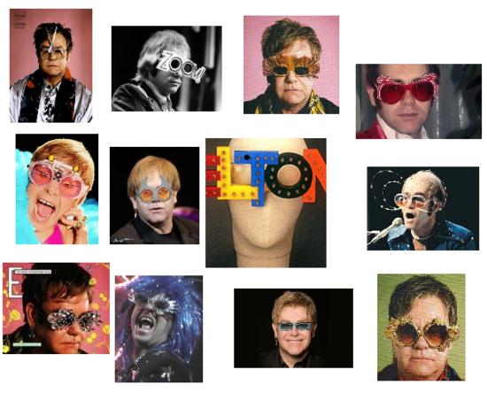 elton lunettes