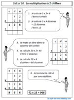 Cap maths ce2 - période 4