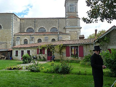 Eglise de St Hermine