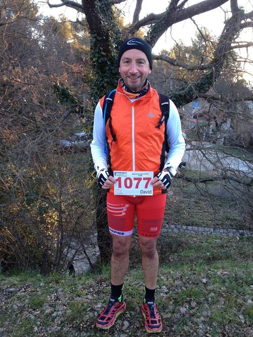 - Trail de la Galinette le 01/02/2015