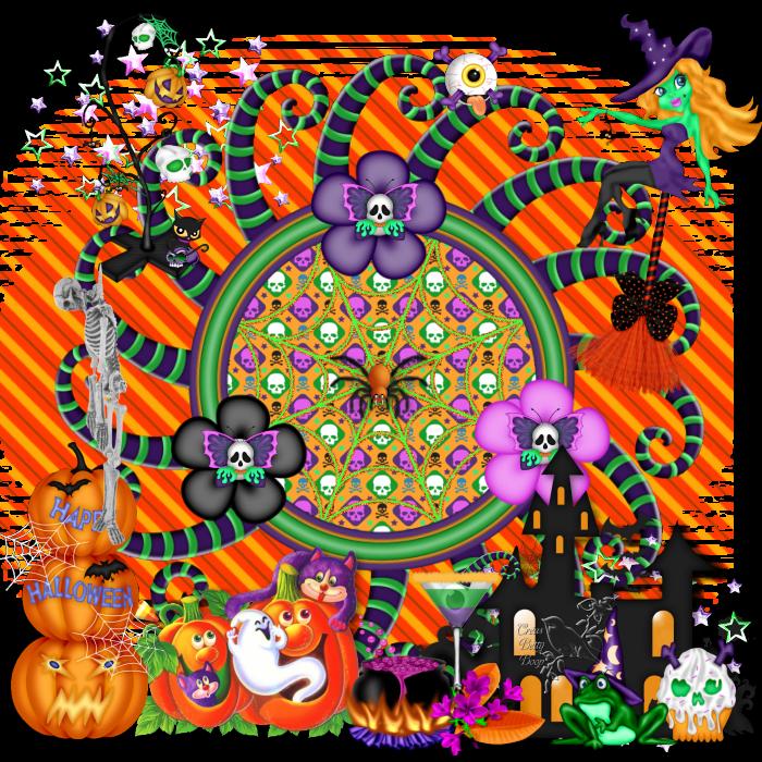 Mes défis Halloween