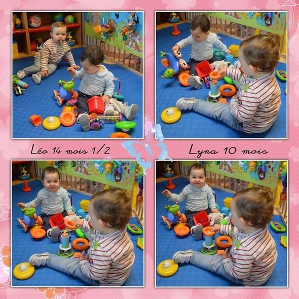 Blog de sylviebernard-art-bouteville : sylviebernard-art-bouteville, Léo et Lyna