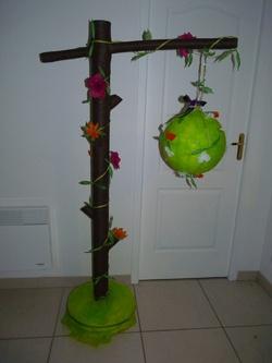 Urne arbre