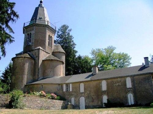 La chapelle du mont saint Joseph à saint Jean Lagineste