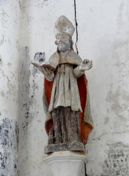 L'église de Channay