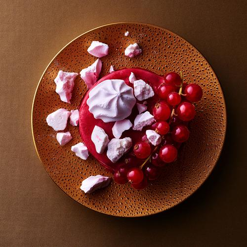Vacherin express aux fruits rouges