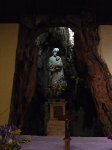St Joseph du Chêne