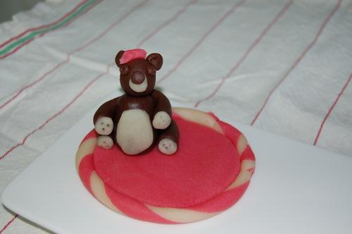 Comment plaire avec un petit ours de la st valentin