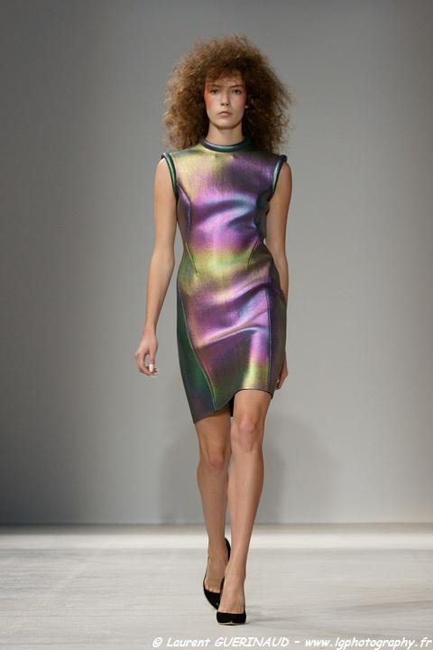Paris Fashion Week - Desfile Gosia Baczynska