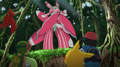 Pokémon Soleil et Lune : Épisode 35 VF
