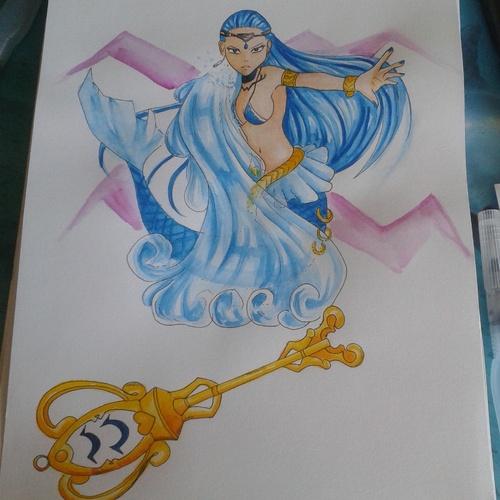 Aquarius - Fairy Tail