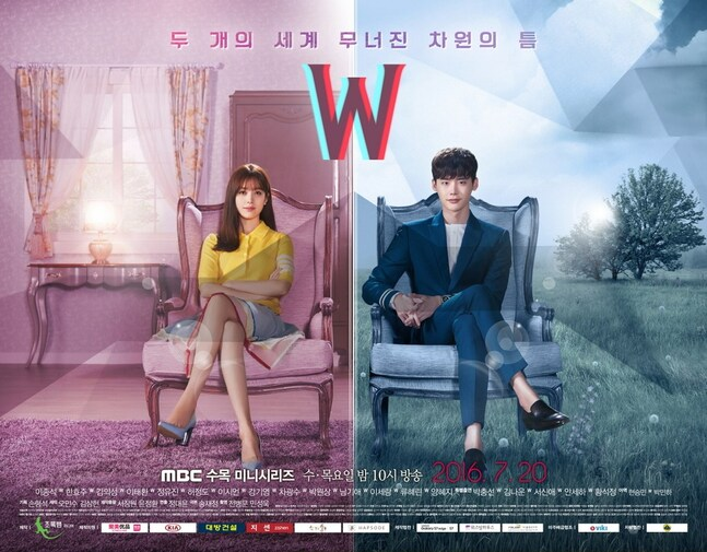 W : Two Worlds (drama coréen)