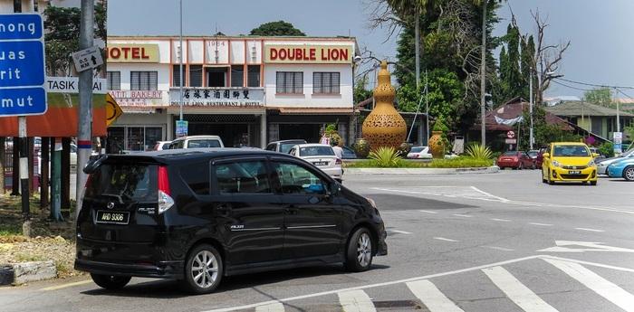 10 Juillet - Quand Penang veut pas... je débarque à Kuala Kangsar !