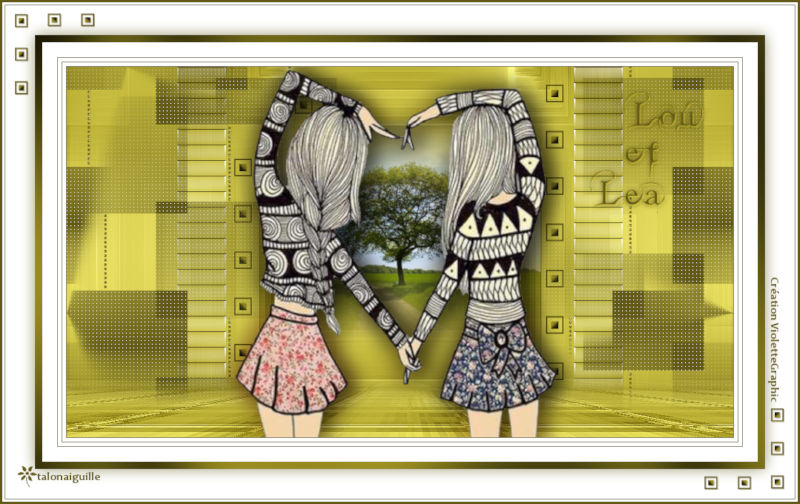 *** Lou et Lea ***