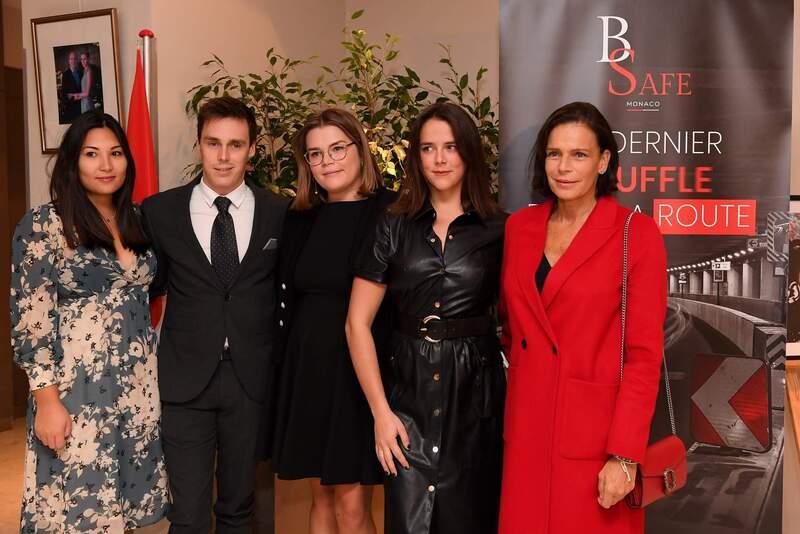 2 ans de l'association Besafe de Monaco créée par Camille