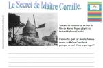Lettres de mon moulin: Le secret de Maître Cornille.