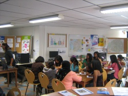 Visite du LFT 2011/2012