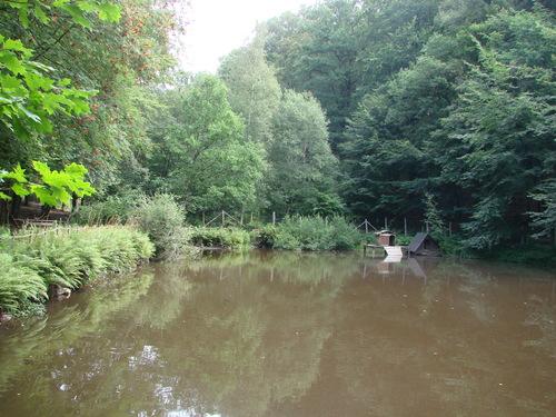Parc animalier de Saint-Hubert