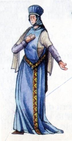 Kaléis au début du XIVe siècle