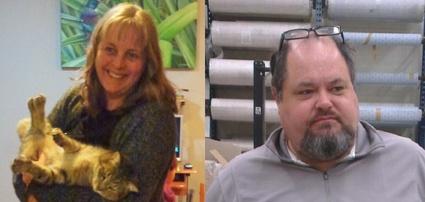 LeAnne et Dave: les deux parents de cette famille en or