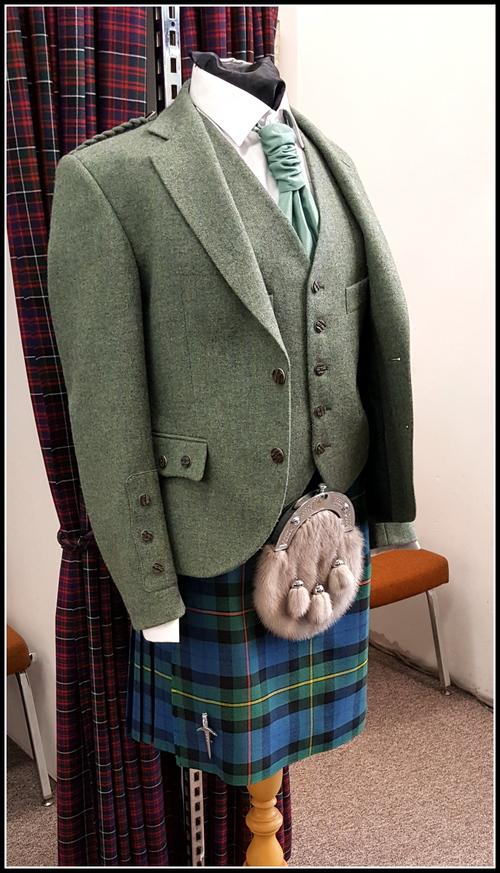 Voyage en Ecosse N° 12 : Inverness, le musée du Kilt