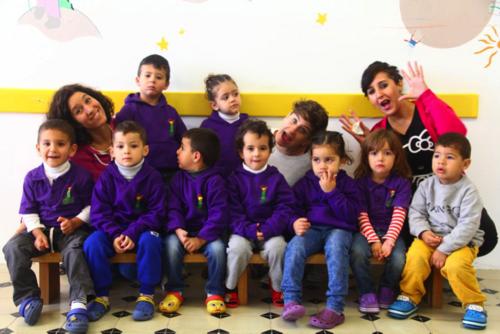 La classe maternelle de la petite section