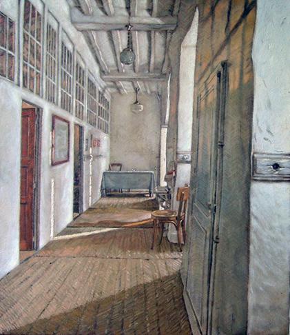 * Marc Girard : Couloir