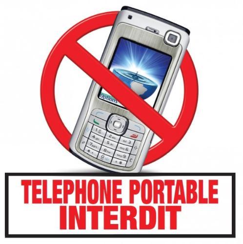 Le téléphone portable bientôt interdit au collège ?
