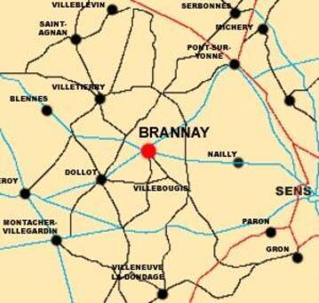 Famille Goubault, Brannay, Dollot