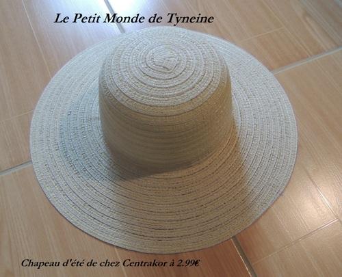 Chapeau 18ème