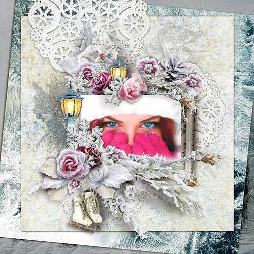 Snowlicious by dentelle scrap