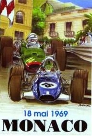 GP automobile de Monaco ( 1960-1969 )